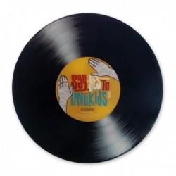 Tapis de souris disque 33 tours