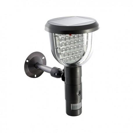 Lampe solaire caméra de surveillance