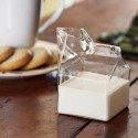 Pot à lait en forme de brique de lait
