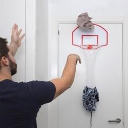 Panier de basket à linge