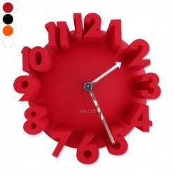 Horloge murale effet 3D