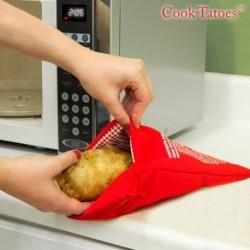 Pochette de cuisson pour pommes de terre