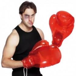Gants de boxe gonflables déguisement