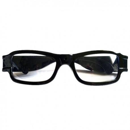 Paire de lunettes caméra
