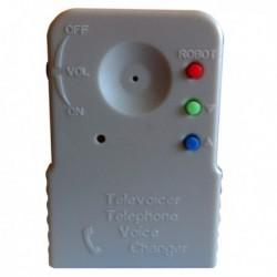 Transformateur vocal pour téléphone