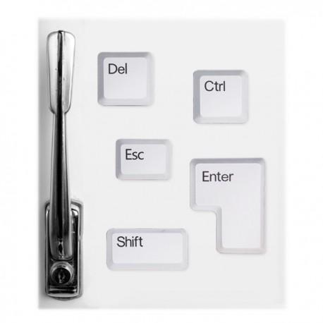 Aimants décoratifs touche de clavier