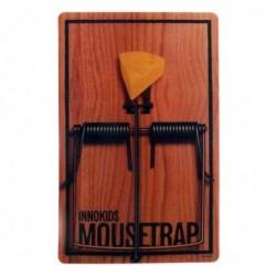 Tapis de souris en forme de piège à souris