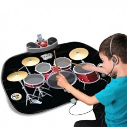 Tapis batterie musical