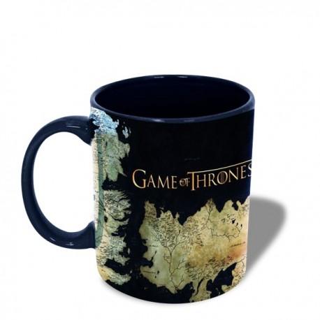 Mug Game of Thrones Westeros Essos