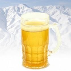 Mug à double paroi réfrigérante pour bière 400ml