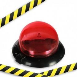 Lampe alarme de pompier avec sirène
