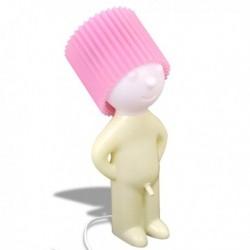 Lampe de chevet Monsieur P interrupteur zizi