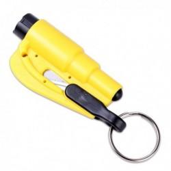 Porte-clés accessoire de survie en voiture