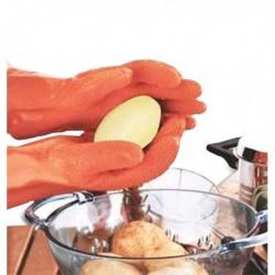 Gants de cuisine épluche patate