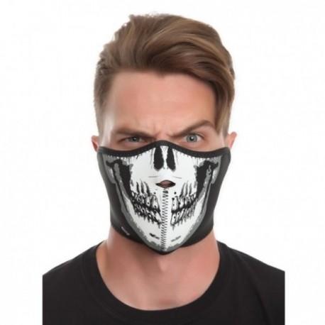 Masque crâne en néoprène