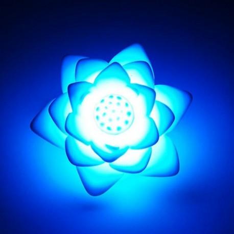 Lampe à LED en forme de fleur de Lotus