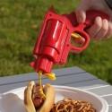 Pistolet distributeur de sauce