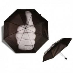 Parapluie à motif pouce en l'air