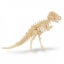 Puzzle dinosaure 3D en bois