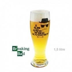 Verre à Bière Géant Breaking Bad 1,5 l