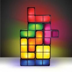 Lampe briques Tetris