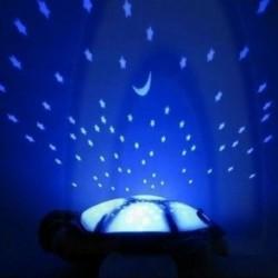 Veilleuse tortue à projection de ciel étoilé