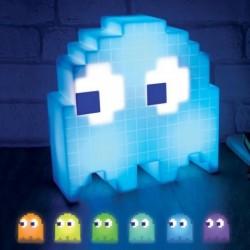 Lampe Usb Fantôme Pac-Man multicolore