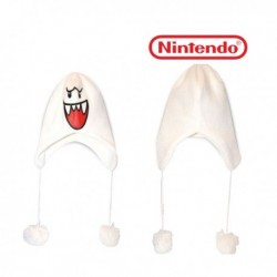 Bonnet de ski en forme de Boo Nintendo
