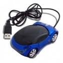 Souris USB en forme de voiture