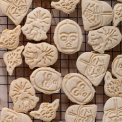 4 emporte-pièces Star Wars pour biscuits