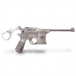 Porte-clés en forme de pistolet