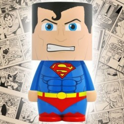 Lampe de chevet caricature Superman