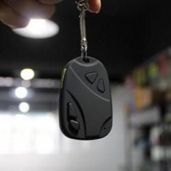 Porte-clés voiture caméra espion