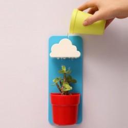 Pot de fleurs mural « Rainy Pot »