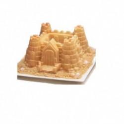 Moule à gâteau château en silicone