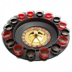 Jeu à boire roulette de casino