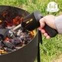 Pistolet souffleur de feu de barbecue