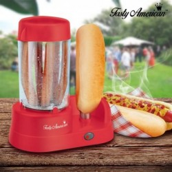 Appareil pour préparation de Hot Dog maison