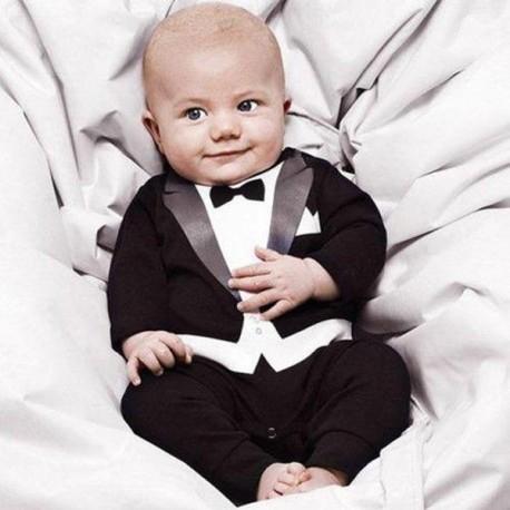 Body coton Smoking bébé