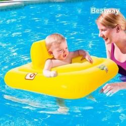 Siège gonflable pour bébé