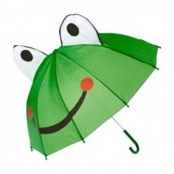 Parapluie pour enfant en forme de grenouille