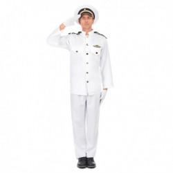 Costume de déguisement pour homme Officier de la Marine