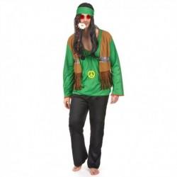 Costume pour homme Hippie 4 pièces.