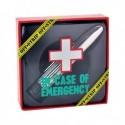 Coffret vibromasseur in case of emergency