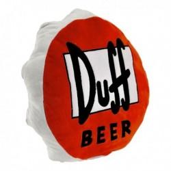 Coussin en forme de capsule Duff Beer Simpsons