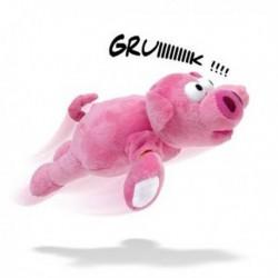 Catapulte en forme de cochon volant