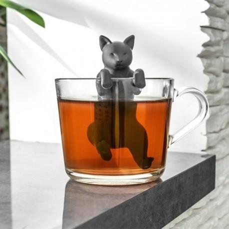 Infuseur à thé en forme de chat
