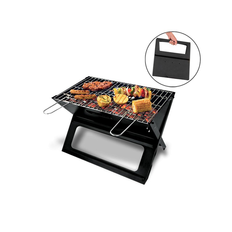 Barbecue pliable et portable for Machine de cuisson
