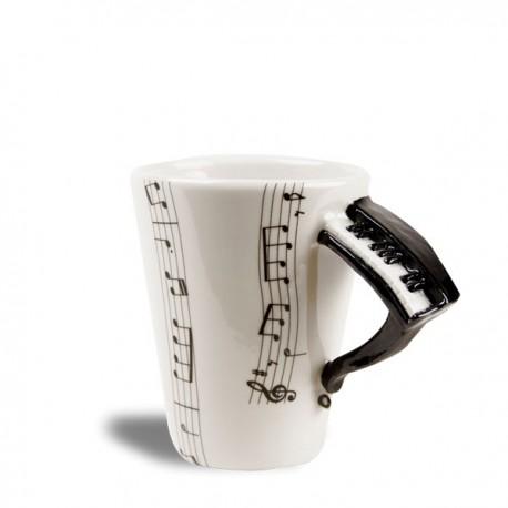 Mug avec anse piano