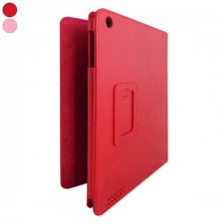 Etui pour iPad 1/2/3 en cuir